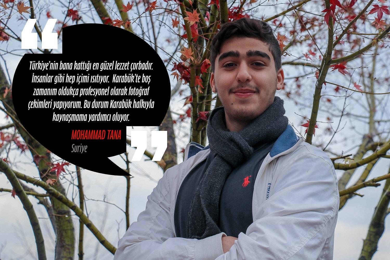 Mohammad Tana (Bilgisayar Mühendisliği) - Suriye