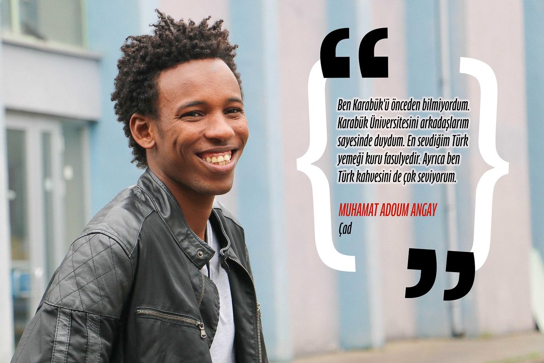 Muhamat Adoum Angay (Enerji Sistemleri Mühendisliği) - Çad