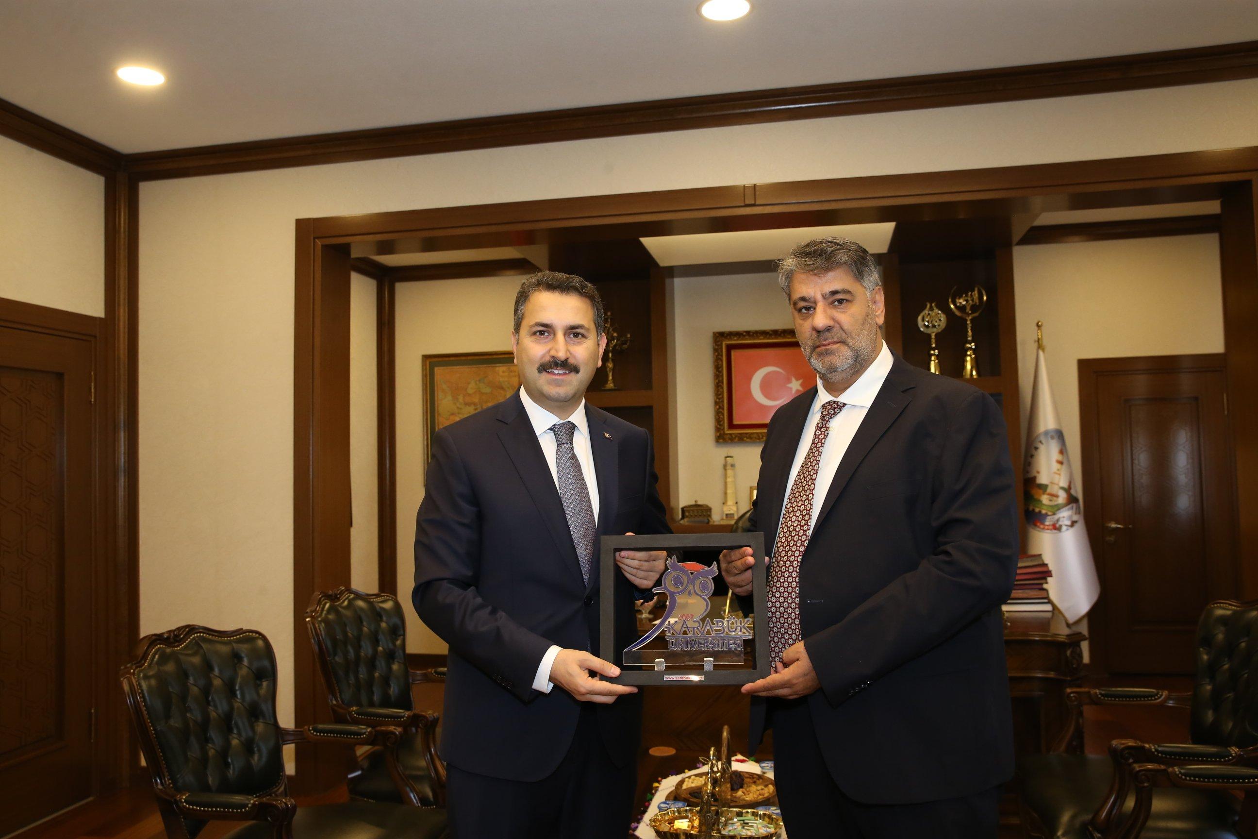 Tokat Belediye Başkanı